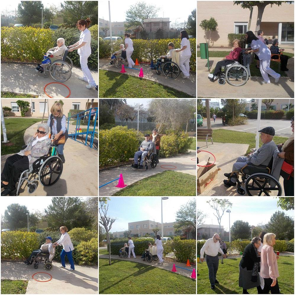 Collage Gymkana día madre 2
