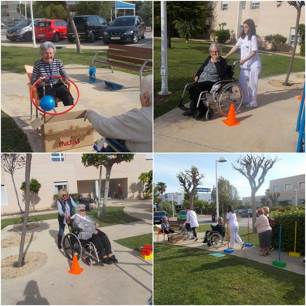 Collage Gymkana día madre 3