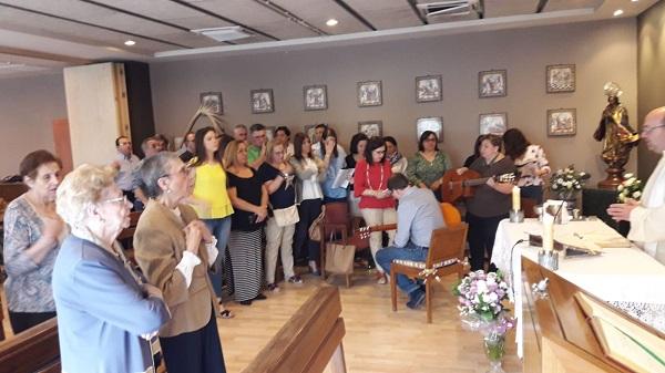 Coro en DomusVi Santa Justa