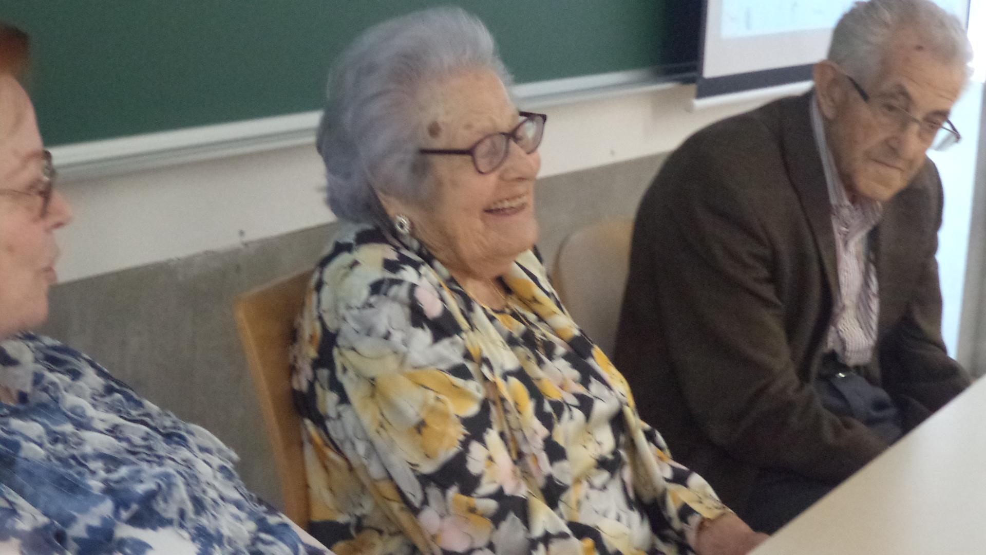facultad de politica sociales y del trabajo con Domusvi Fuentesol residencia de mayores
