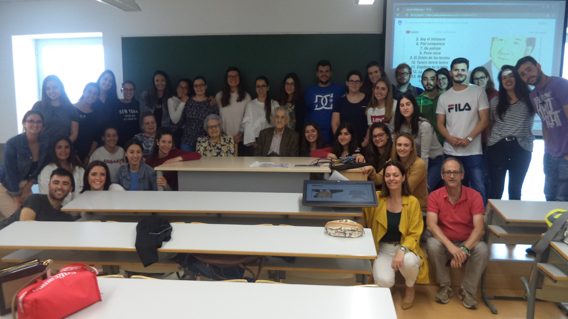 Domusvi Funetesol en la Universidad