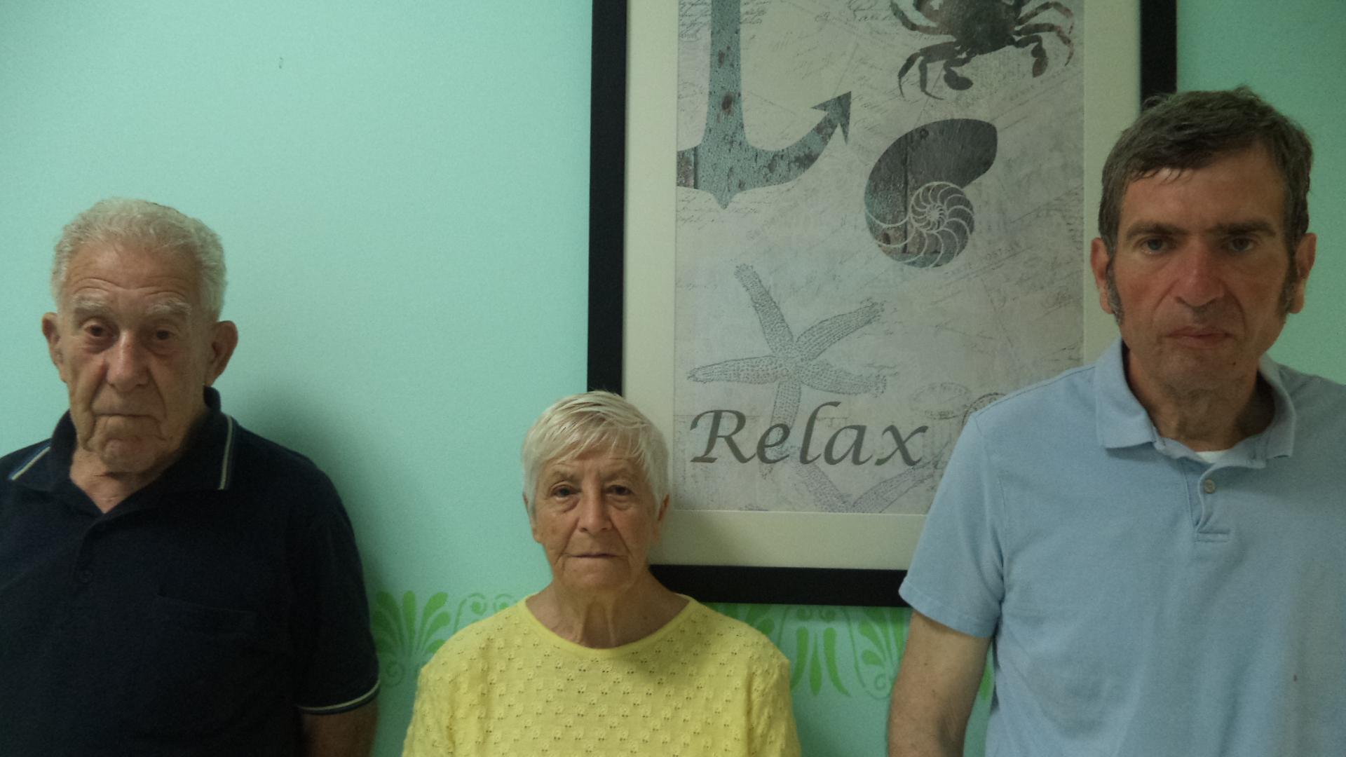 Relax y los mayores de Domus vi Fuentesol en el spa