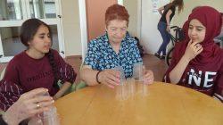 Juegos con vasos 1