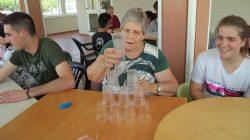 Juegos con vasos 3