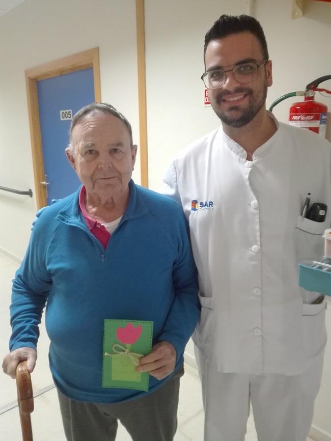 Día de la Enfermería en DomusVi Remedios