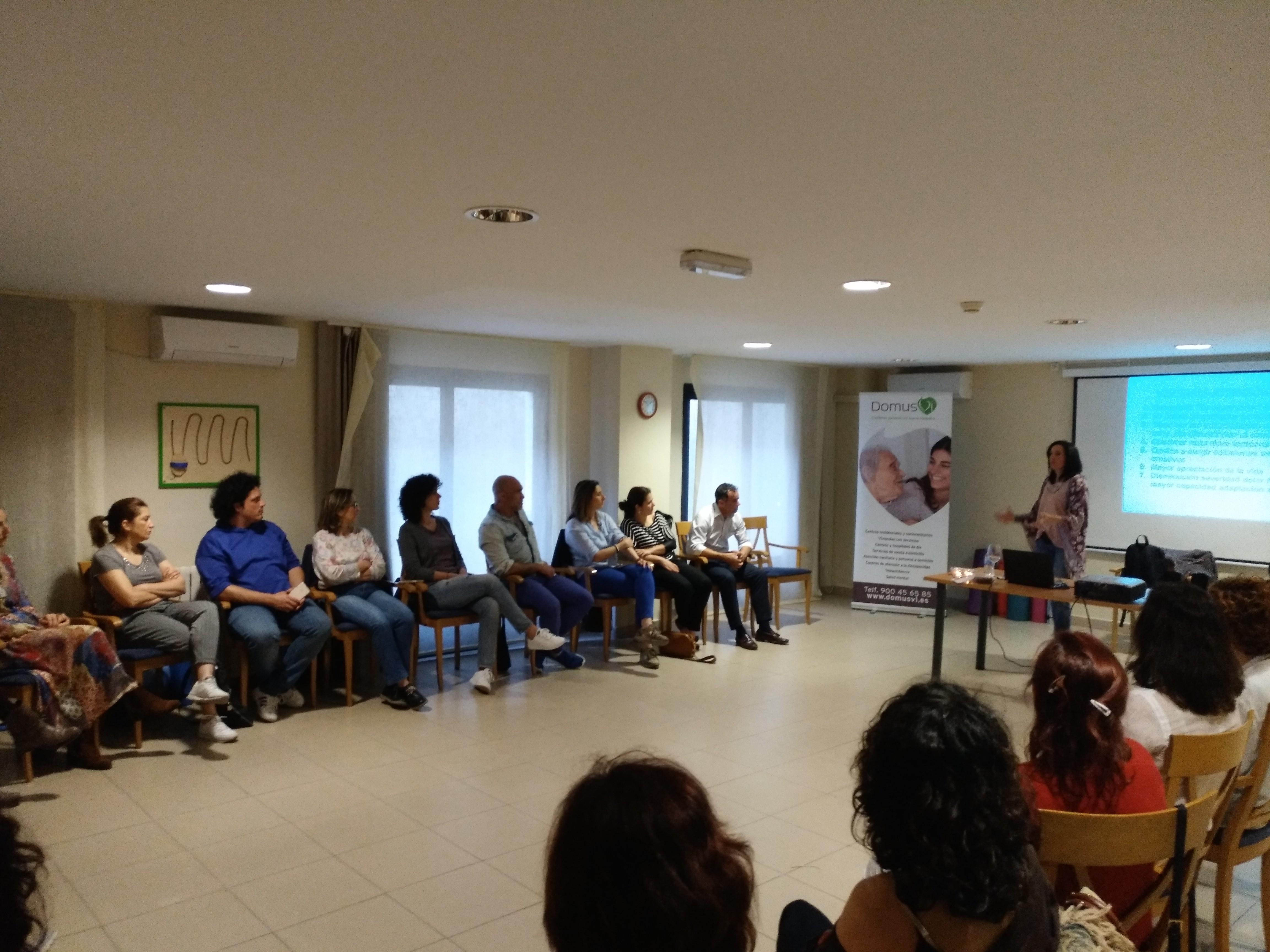Jornada Mindfulness Badajoz
