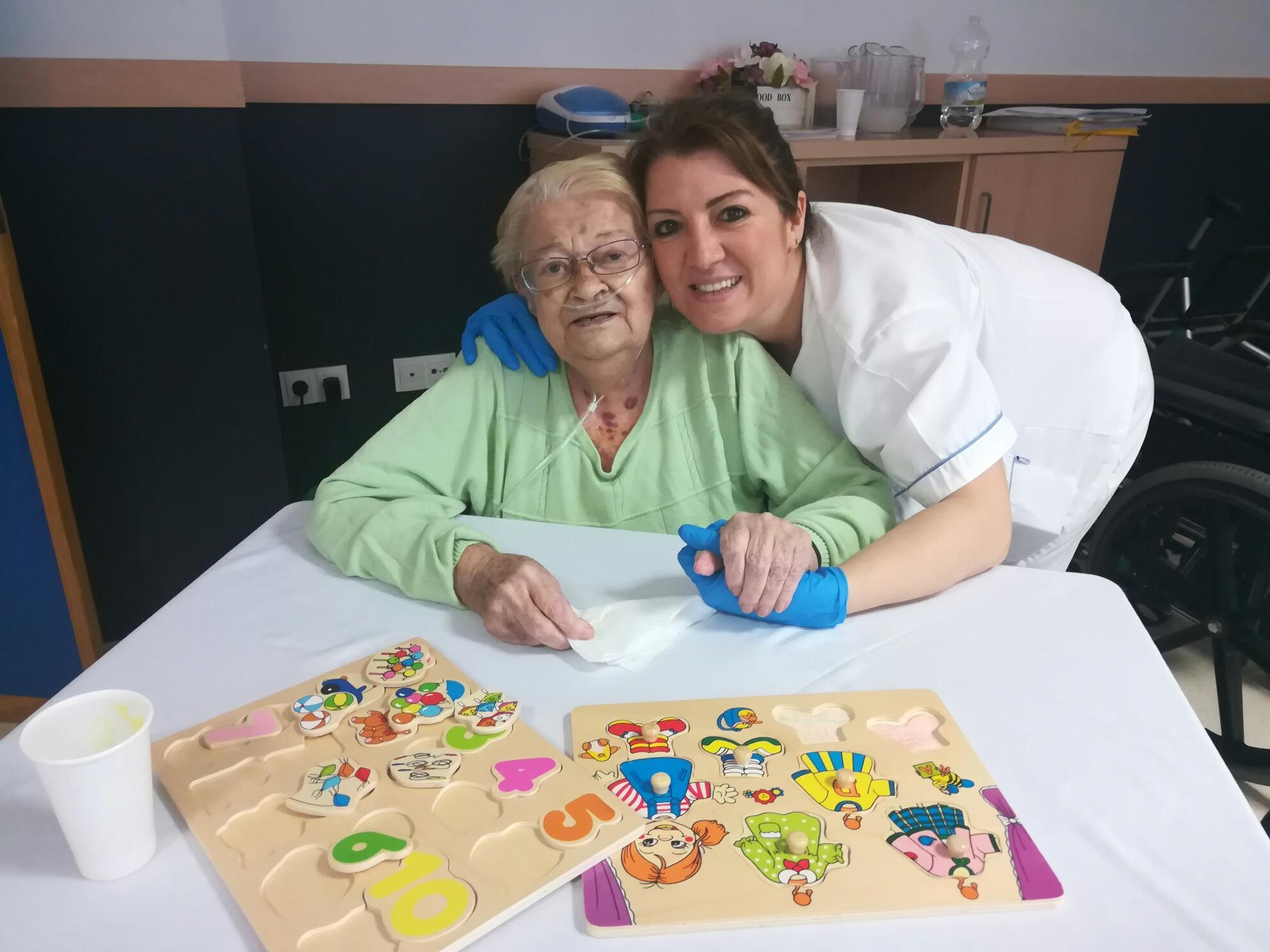 felicitación domusvi remedios residencia ancianos