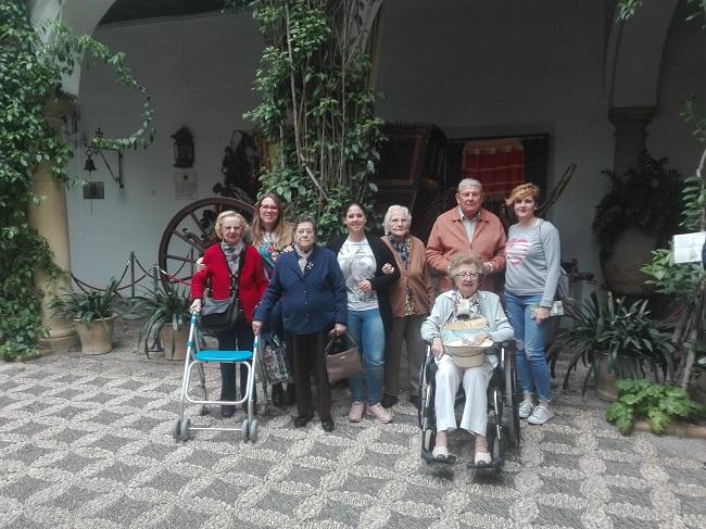 Patios de Córdoba y DomusVi Remedios