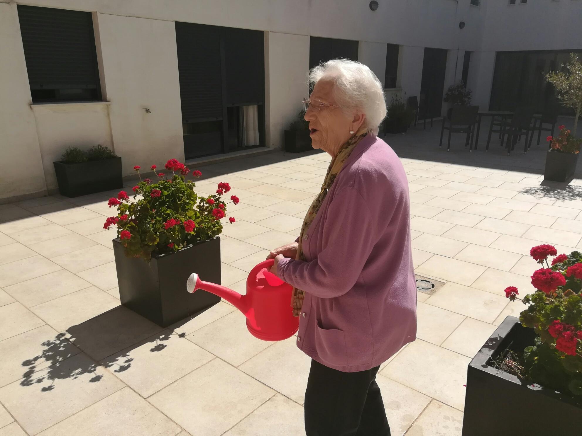 residencias ancianos Córdoba