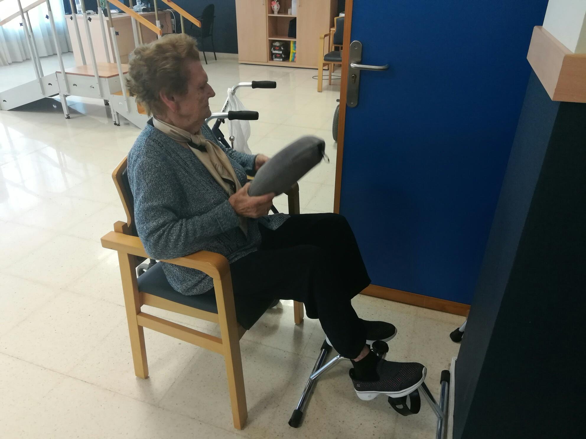 ejercicio en ancianos