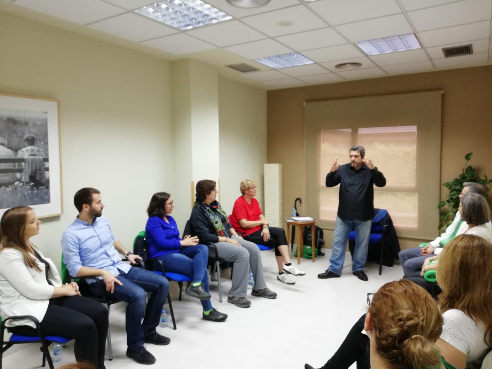 Mindfulness Residencia DomusVi Leganes (2)