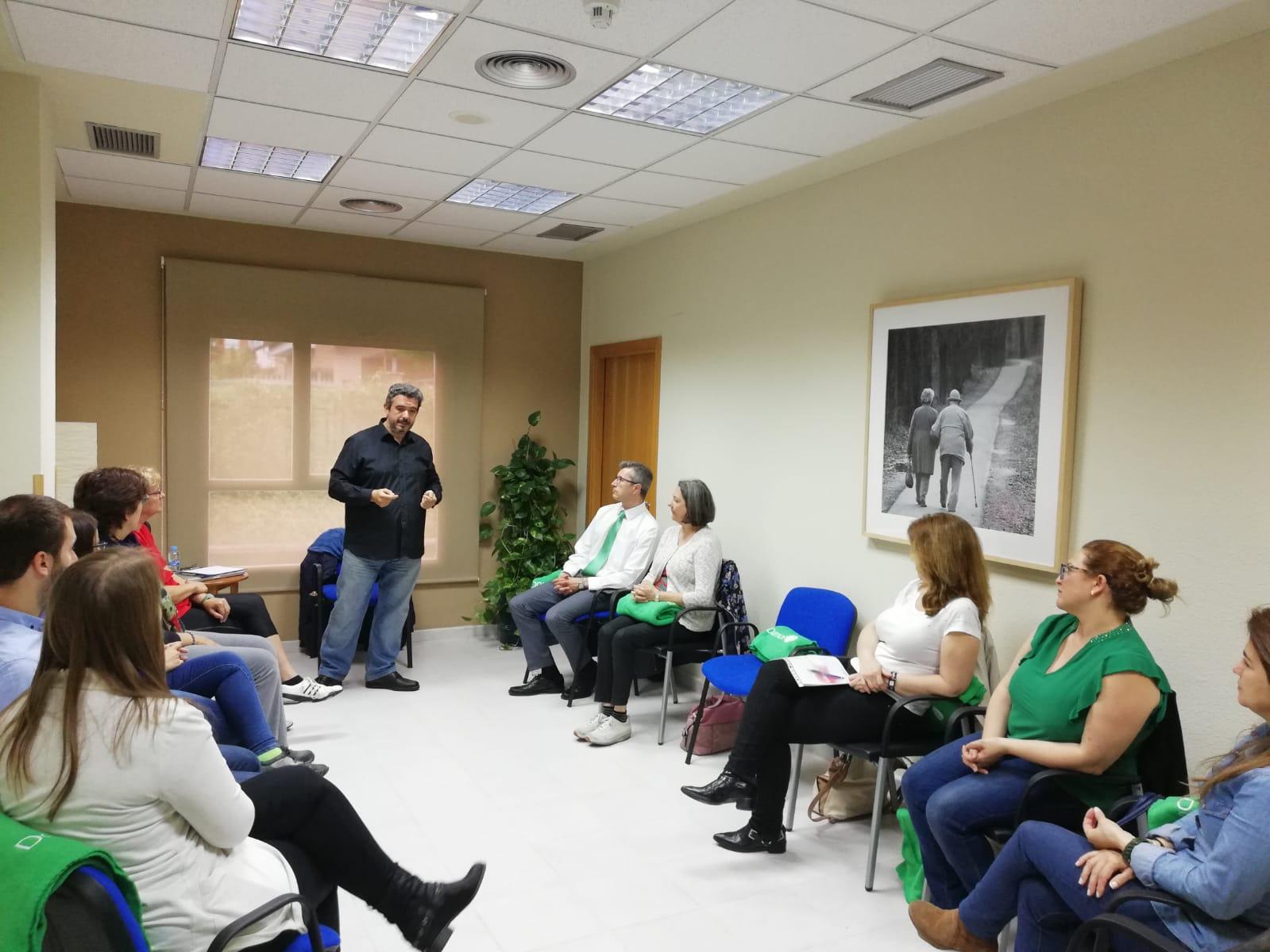 Mindfulness Residencia DomusVi Leganes
