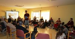 Musicoterapia en residencia de ancianos DomusVi Santa Pola