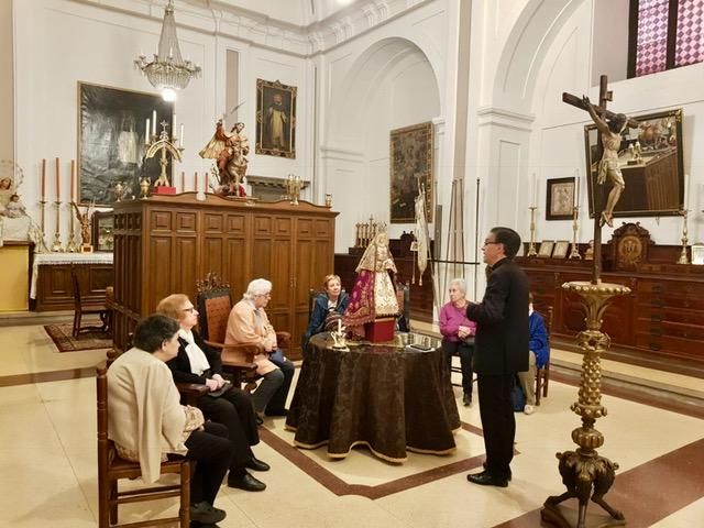 Visita Colegiata San Isidro