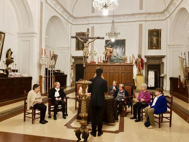 Visita Colegiata San Isidro2