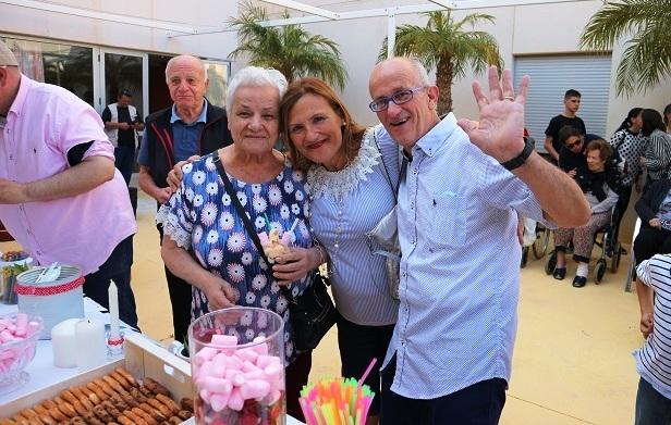 """""""Día de la Familia"""" DomusVi Santa Pola 2018"""