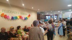 trabajadores, residentes, tercera edad, Santander.