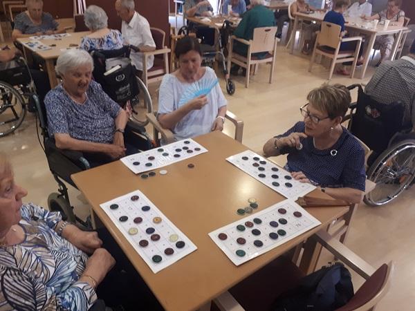 Bingo a DomusVi Regina 3
