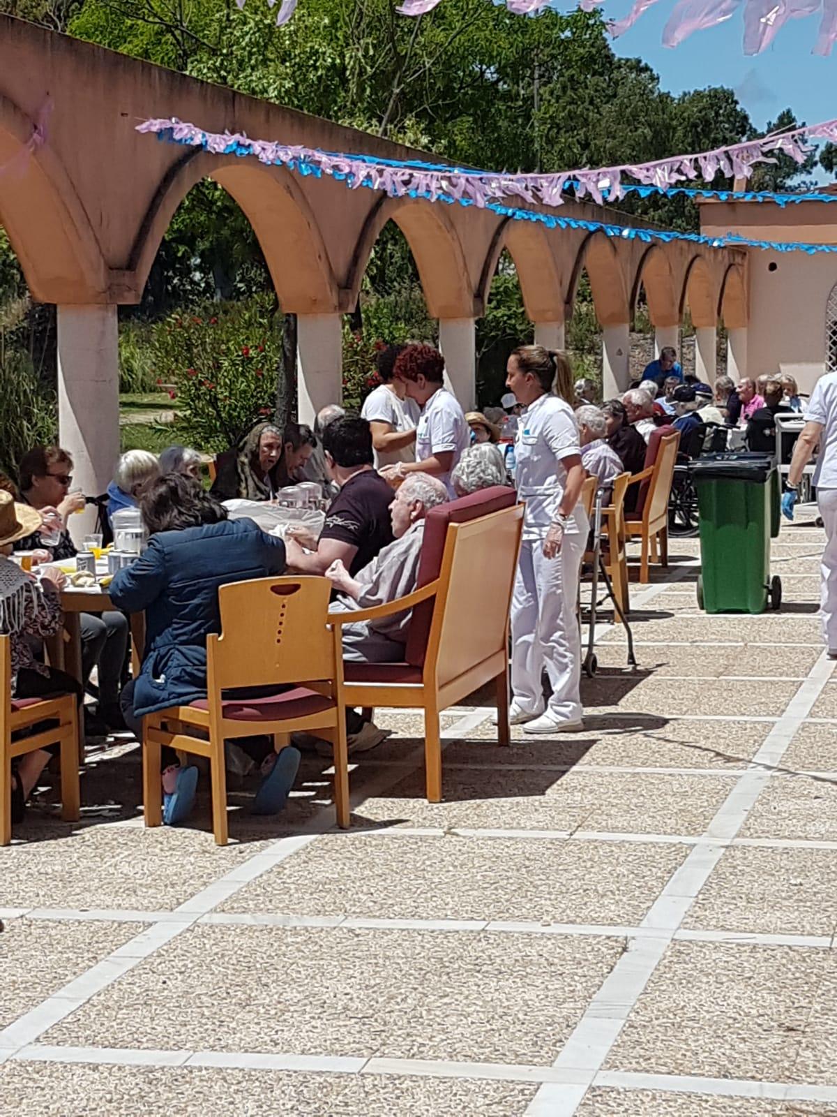 Centro Mayores Tharsis Huelva