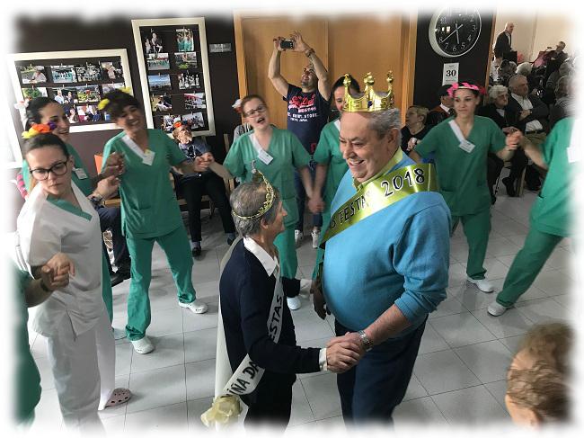 Aniversario DomusVi 2018 Ribadumia