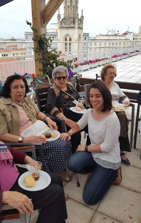 Fiesta del verano, DomusVi Stella Maris 2018