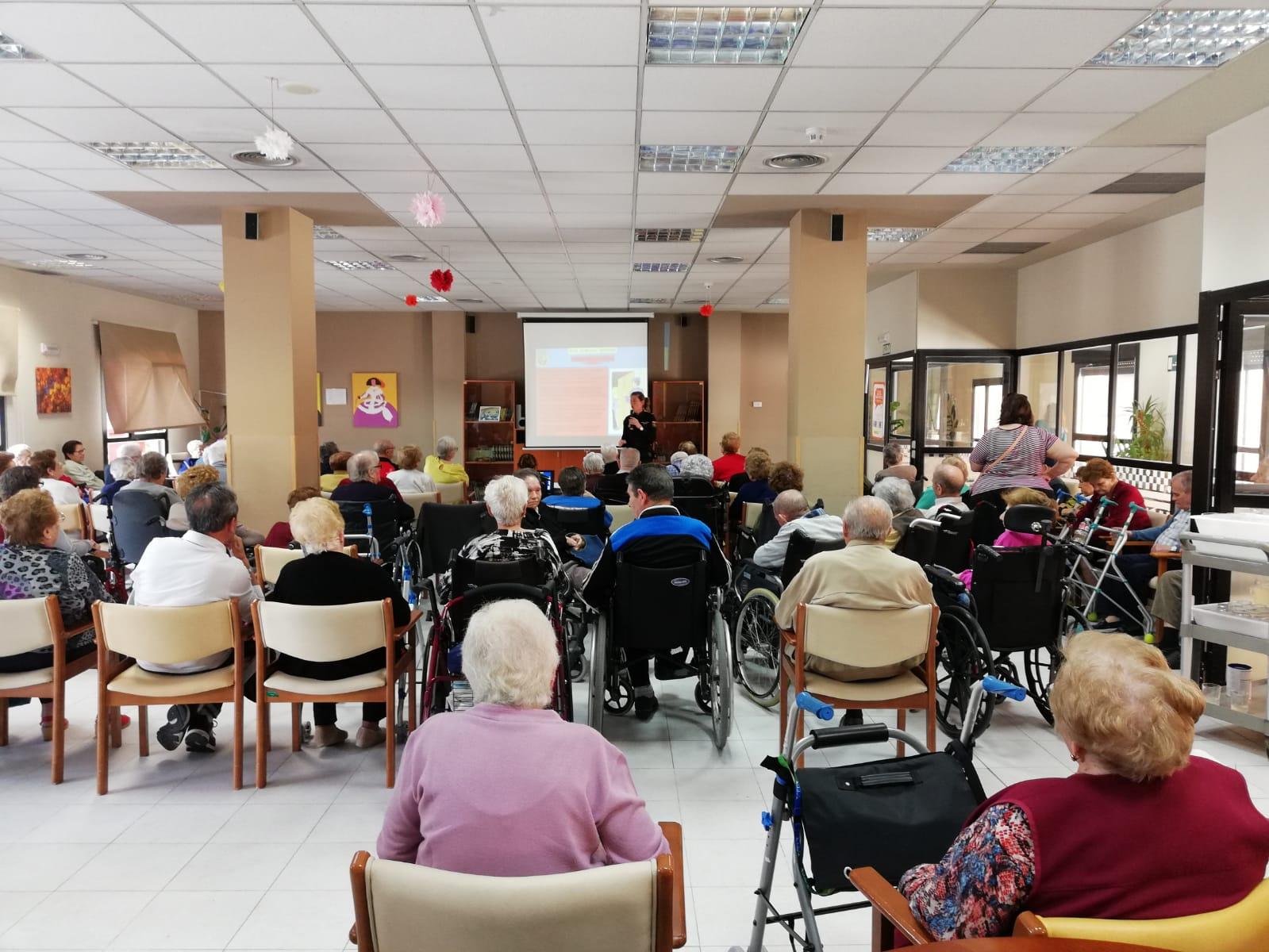 eguridad Ciudadana en Residencia DomusVi Leganés