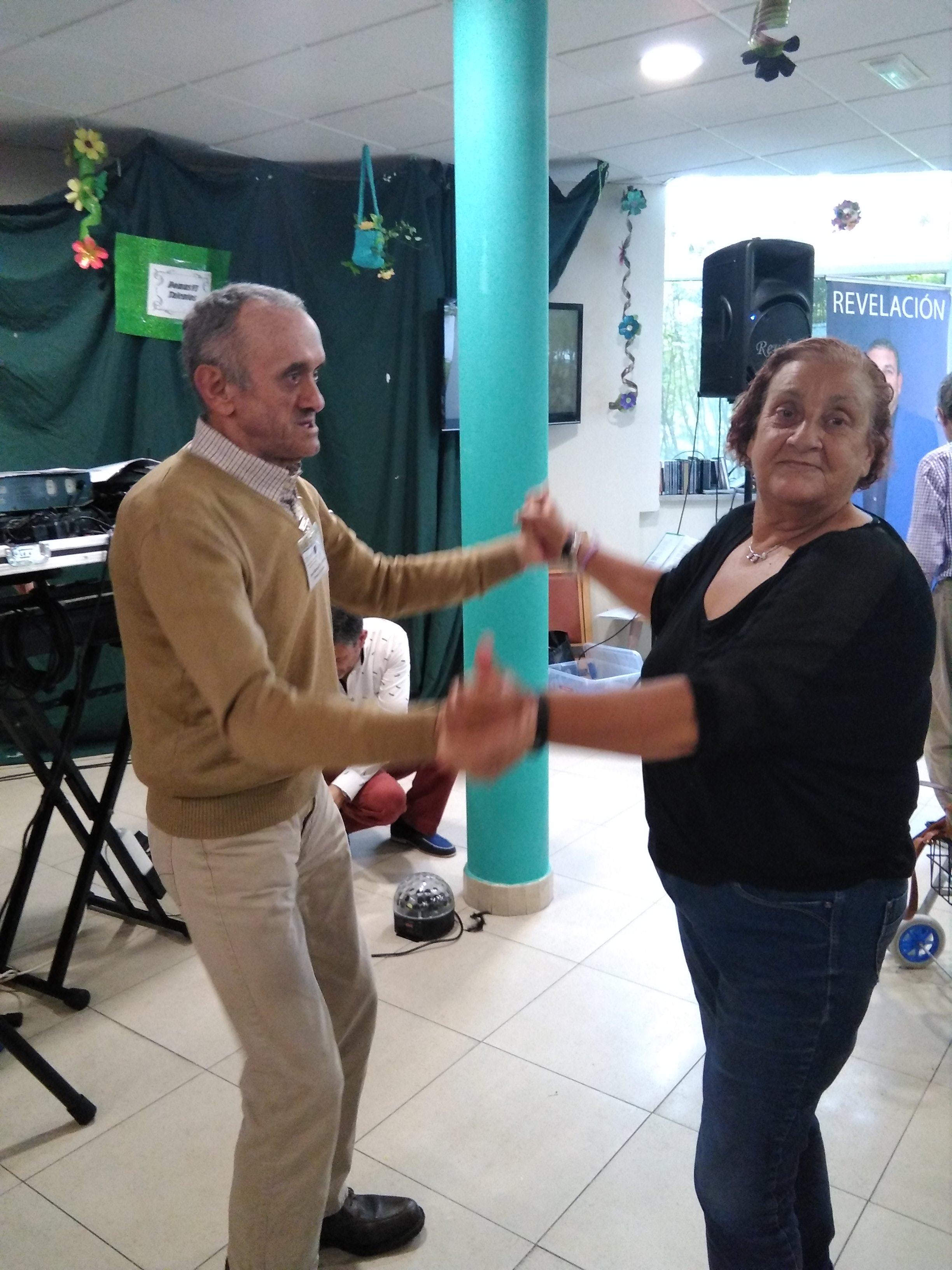 bailoteando