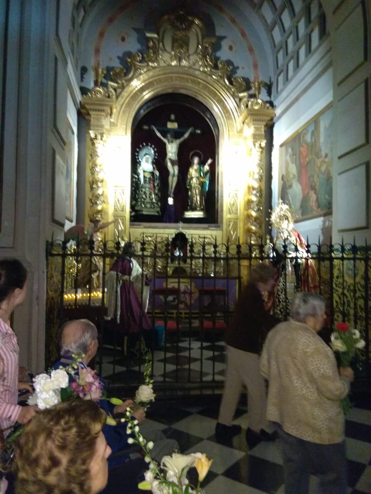 Salida a San Idelfonso DomusVi Condes de Corbull 7
