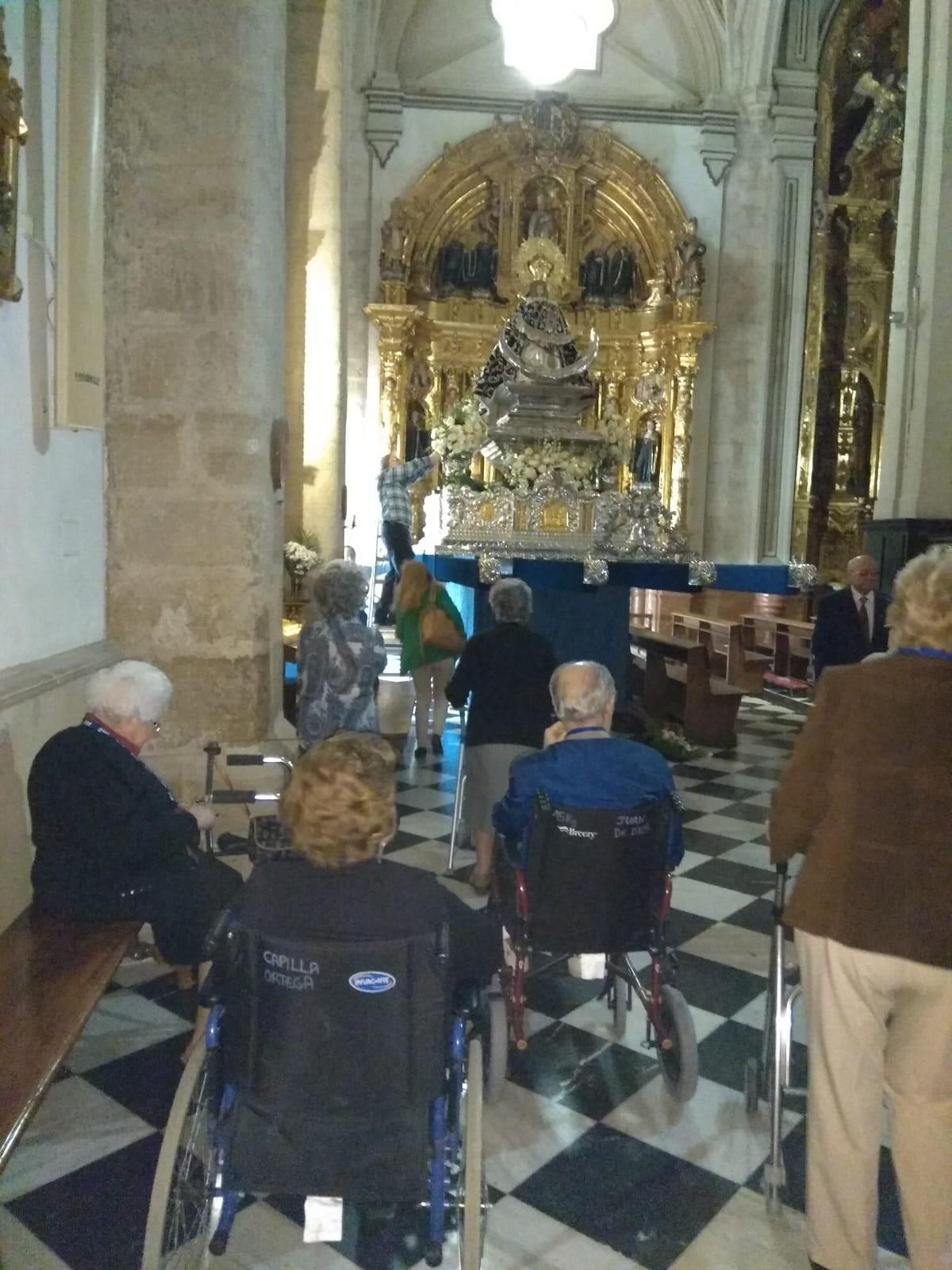Salida a San Idelfonso DomusVi Condes de Corbull 8