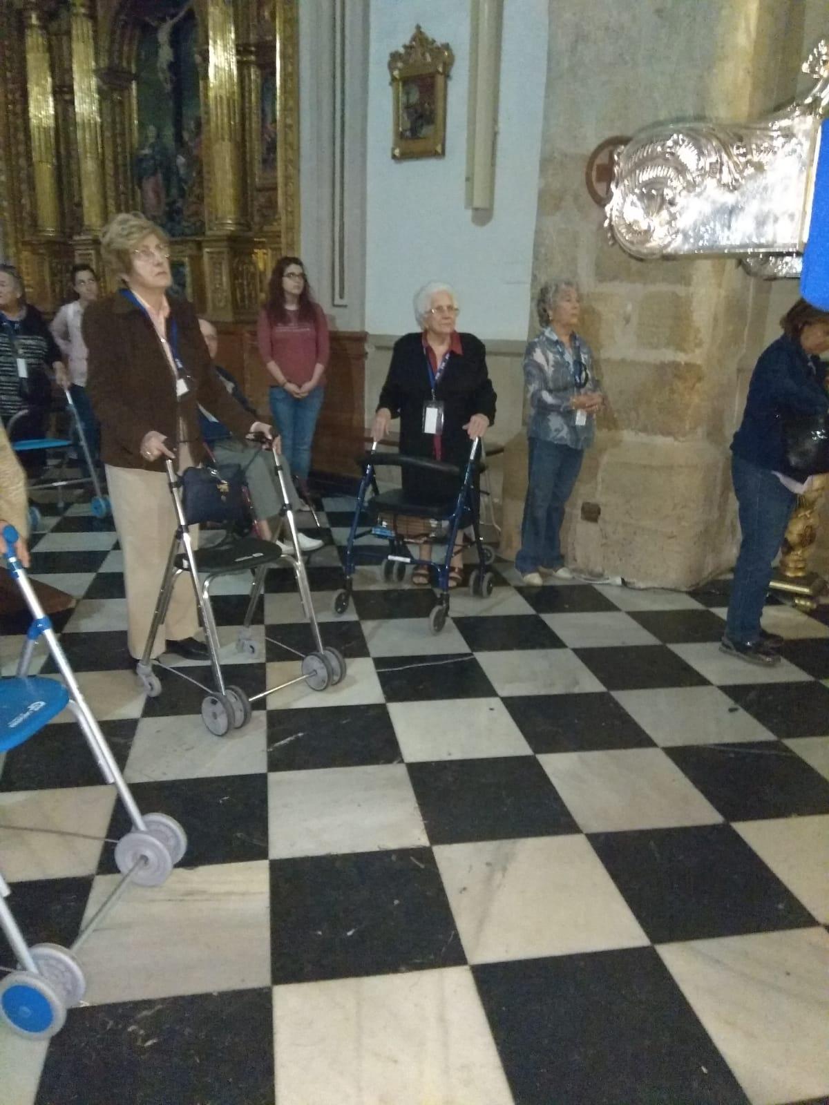 Salida a San Idelfonso DomusVi Condes de Corbull 9