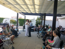 Residencia mayores Cádiz
