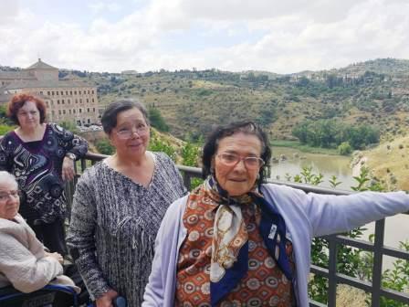 Vistas río Tajo. Toledo