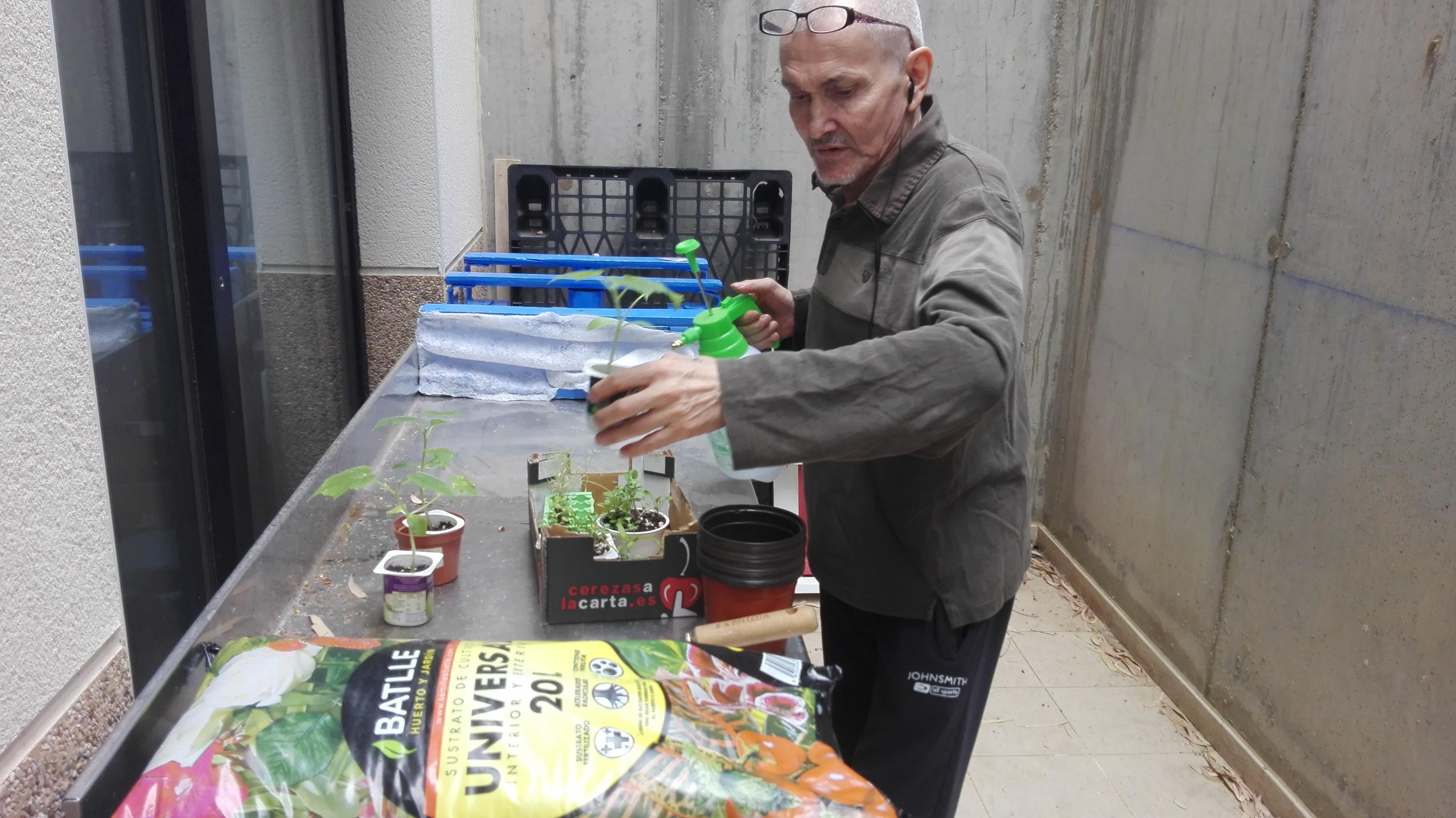 Responsable del Huerto en DomusVi Ciuidad de Badajoz
