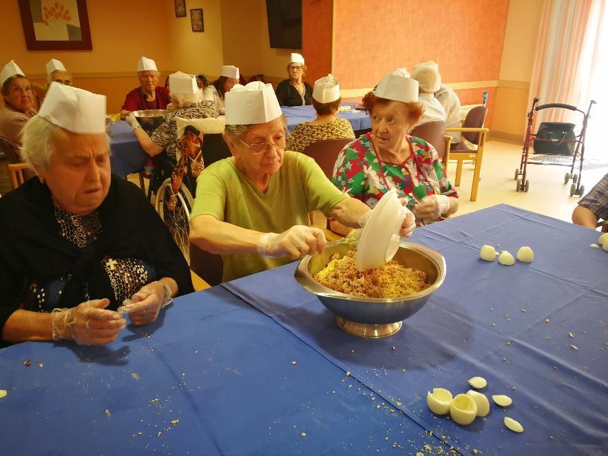 Taller de cocina: Huevos de San Fermín