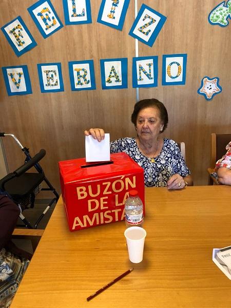 Amistad en DomusVi Alcalá de Guadaíra