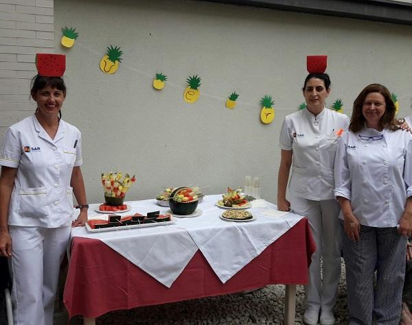 Cocinera DomusVi Santa Justa