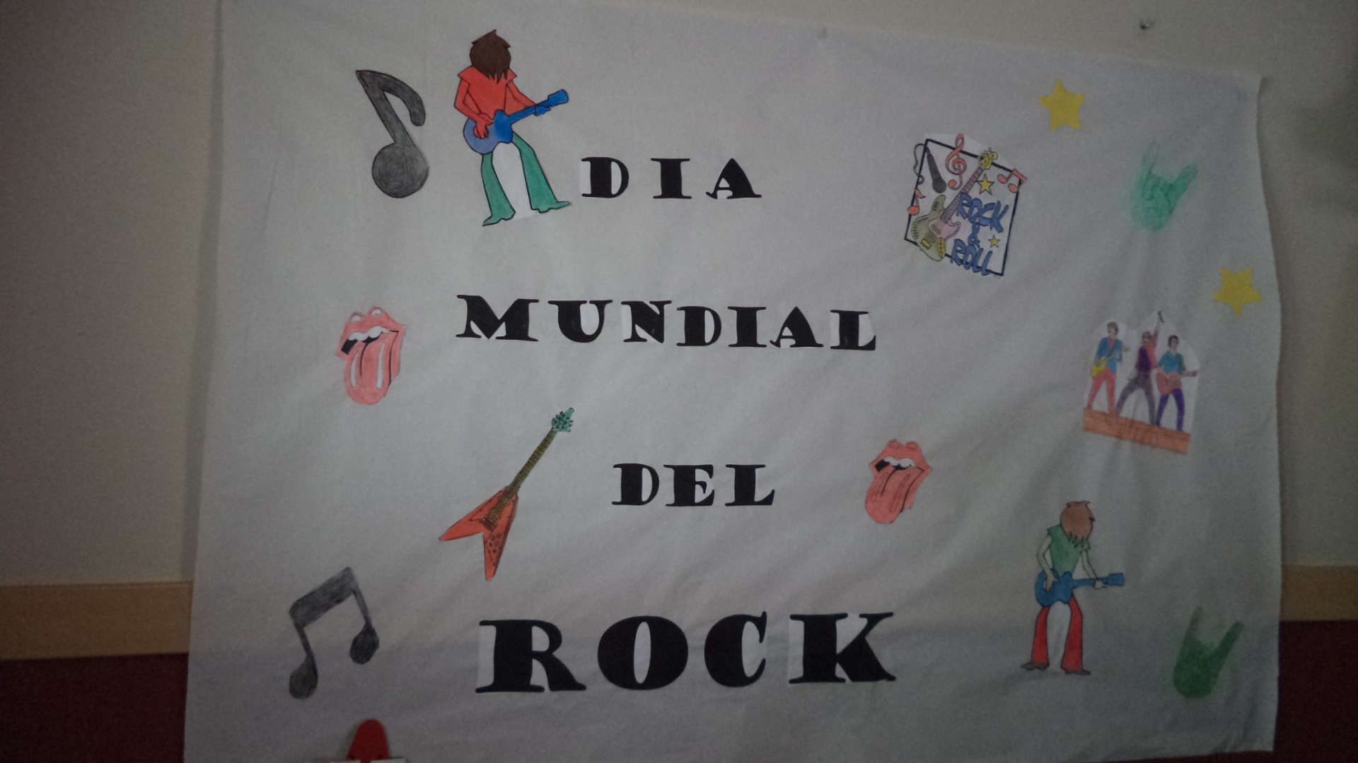 celebracion dia mundial del rock en fuentesol