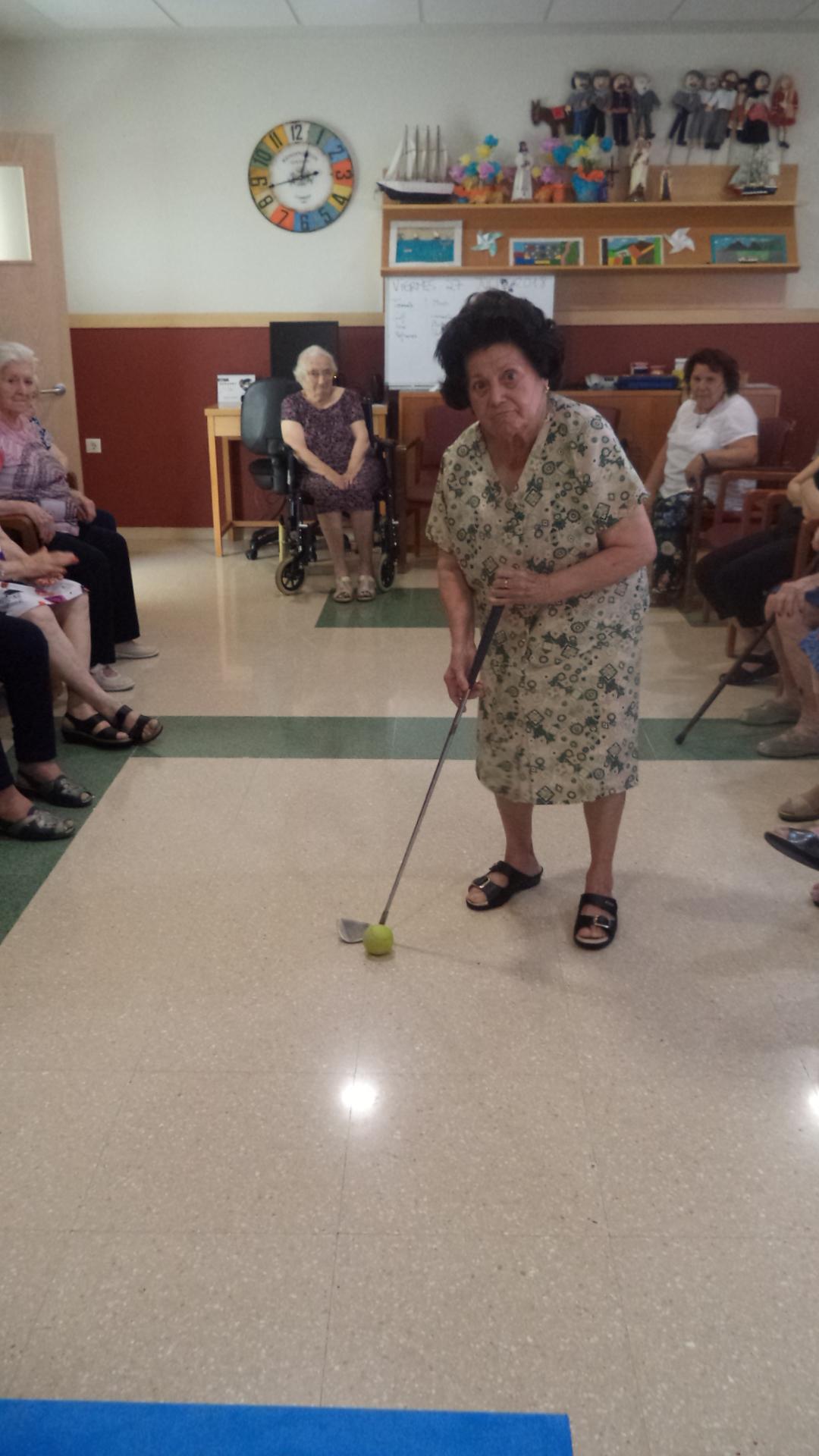 Especialista en Golf