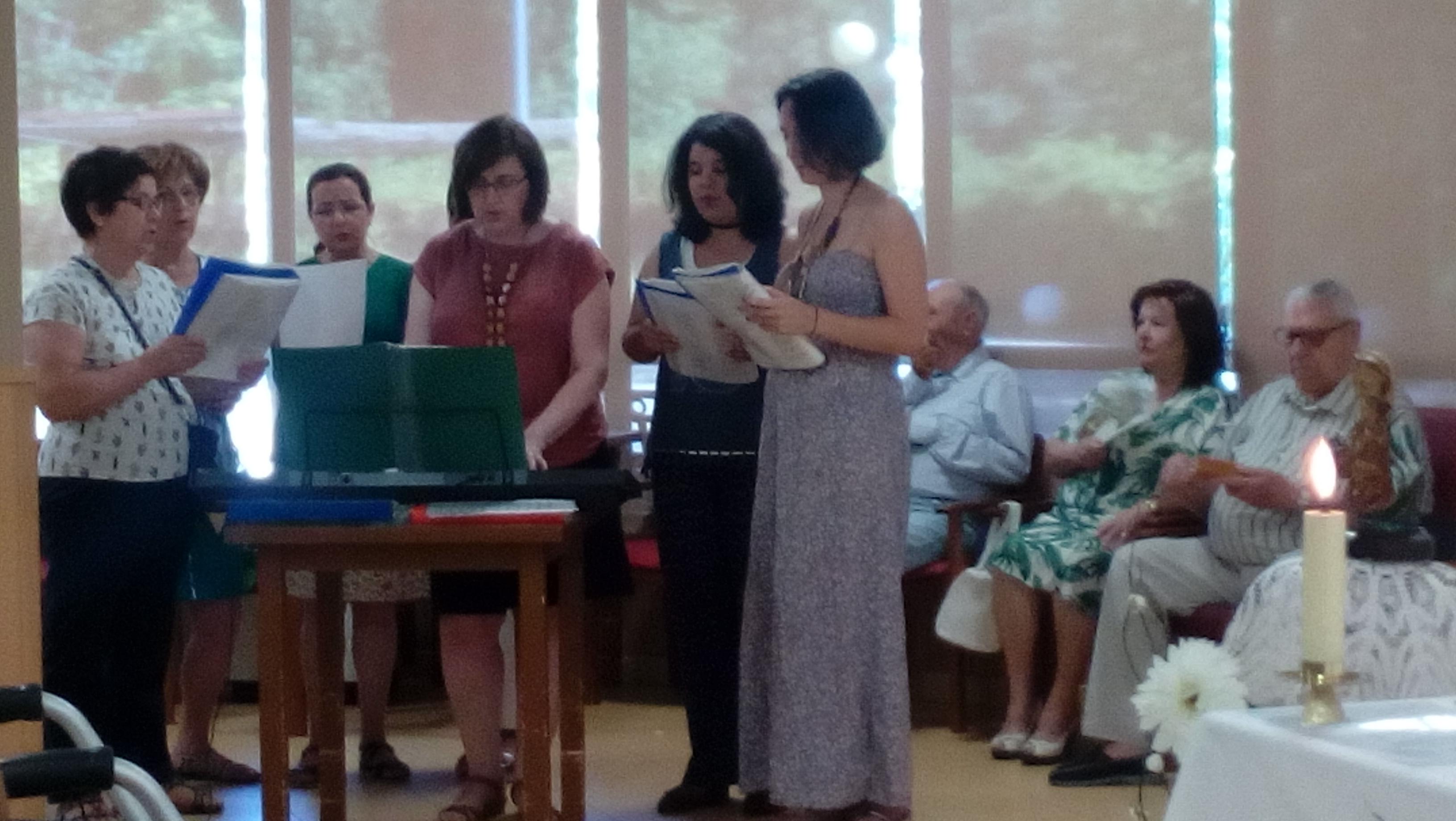 DomusVi Valdemoro misa aniversario (2)