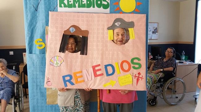 Celebración día de Santiago en DomusVi Remedios