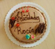 Felicidades Rocío