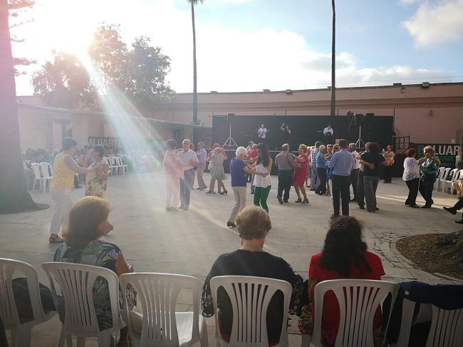 Baile Cádiz DomusVi
