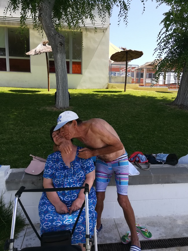 piscina municipal Aguilar de la Frontera