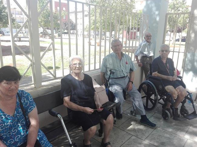 Convivencia DomusVi Remedios con DomusVi Inmaculada Concepción