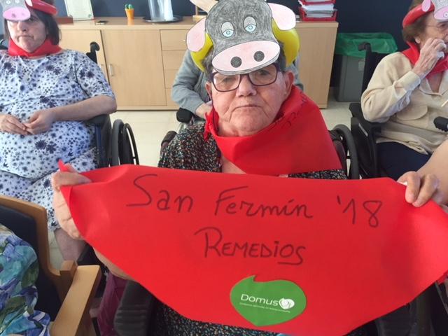 San Fermín en Remedios
