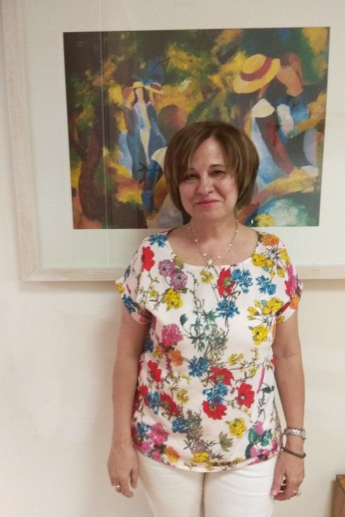 OLIMPIA ORTIZ - TRABAJADORA SOCIAL