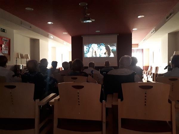 Tarda de Cinema a DomusVi Regina