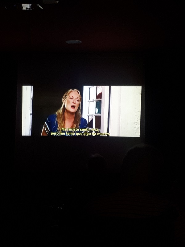 Tarda de Cinema a DomusVi Regina1