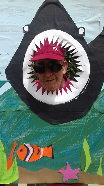 Tiburón DomusVi Santa Justa