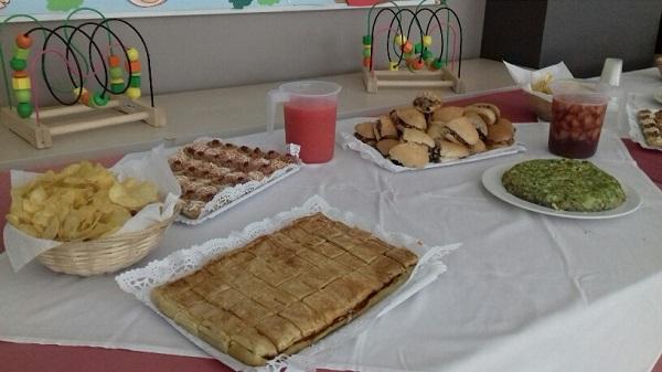 aperitivo DomusVi Santa Justa